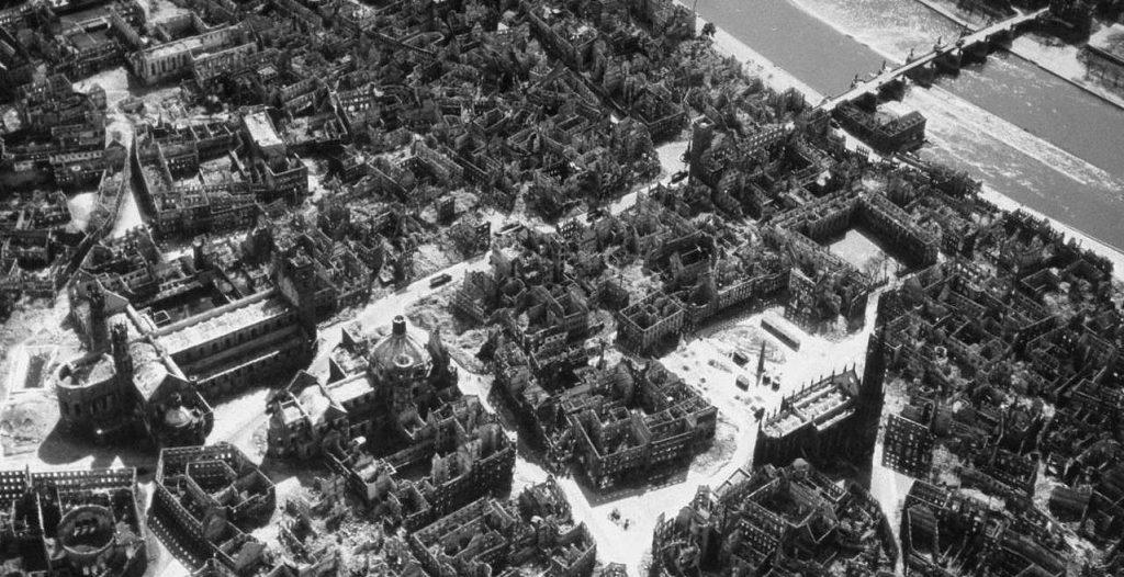 Würzburg 1945